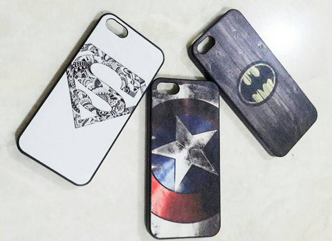 Superhero iPhone 5  / 5s Hardcase - Pasarpas.com