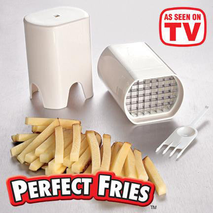 Perfect Fries Alat Potong Kentang Kotak Dadu Kitchen Ware - Pasarpas.com
