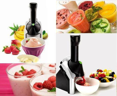YONANAS FRUIT YOGURT JUICER ICE CREAM MASKER ALAT BUAT YOGURT - Pasarpas.com