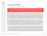 CMAR Delivery Strategies