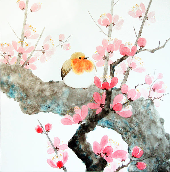 Robins - Love , Peace, Harmony & Happiness