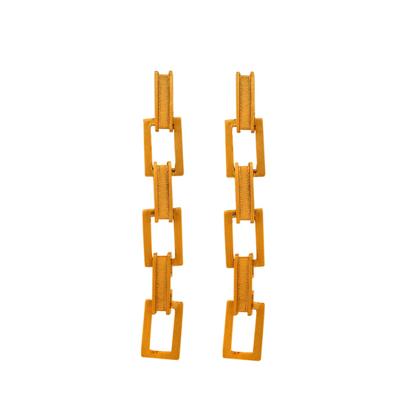 Honor Gold Earring