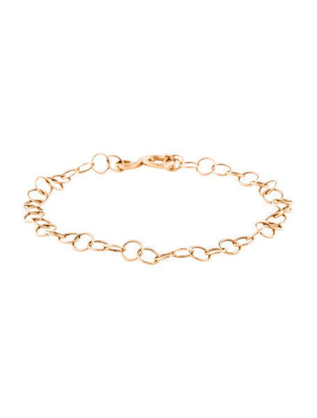 Whisper 18K Rose Gold Bracelet