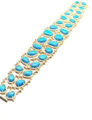 Sky 18K Yellow Gold Bracelet