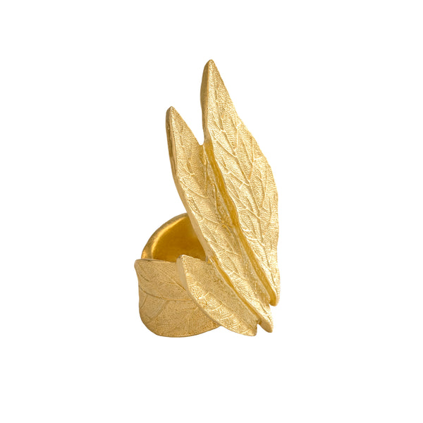 Breeze Gold Ring