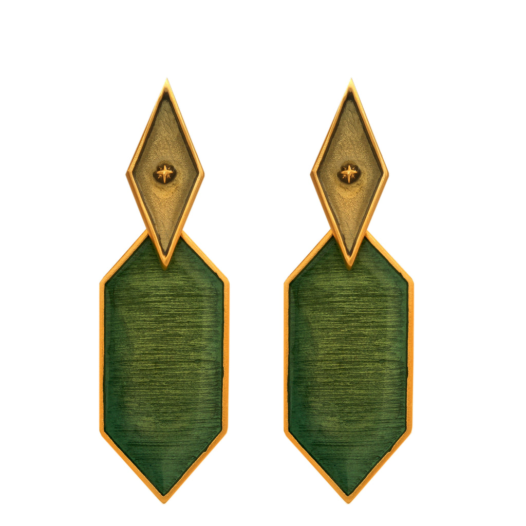 Tradition Gold Earring