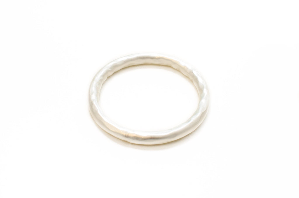 Nugget Round Small Bangle