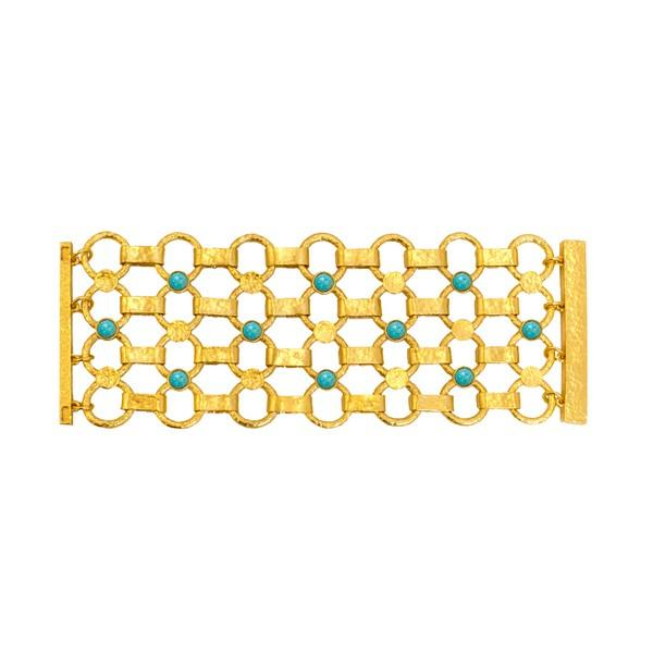 Chantilly Bracelet In Turquoise