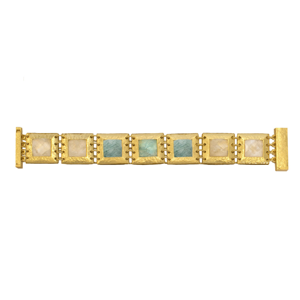 Chantilly Thin Bracelet In Gold