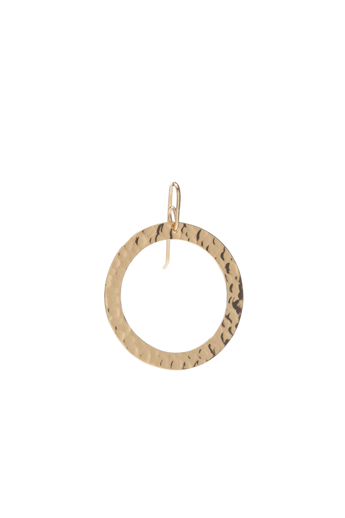 Paris Single Round Small Earring