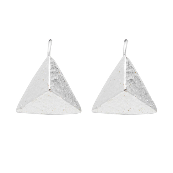 PYRAMID SMALL EARRING
