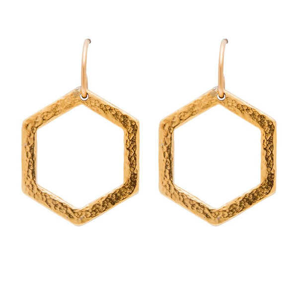 HEX SMALL EARRING