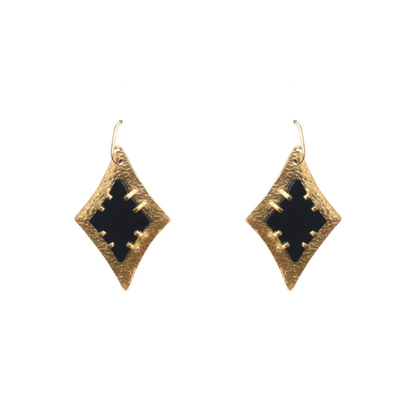 Ace Large Earring
