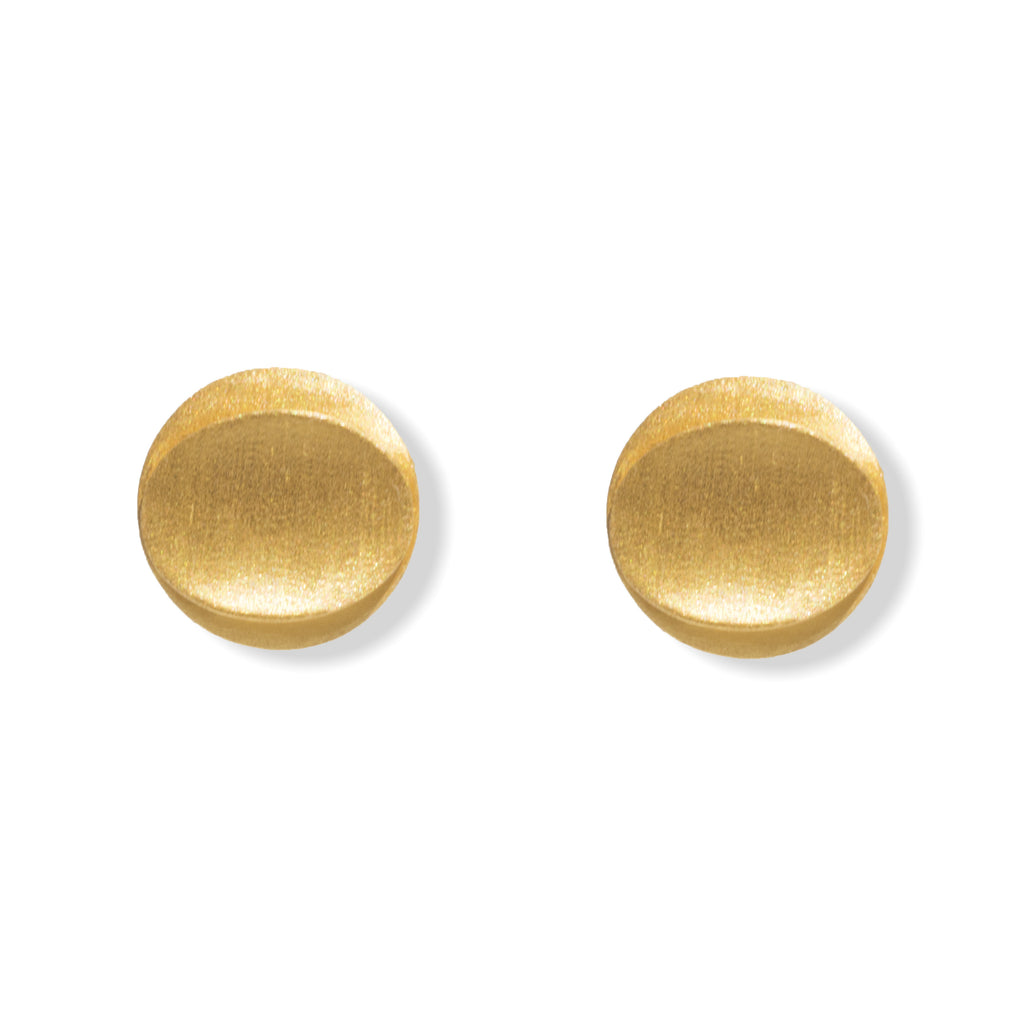 Layered Disc Earring