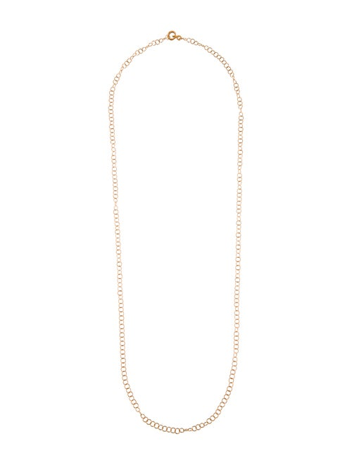 Whisper 18K Rose Gold Necklace - 36in.