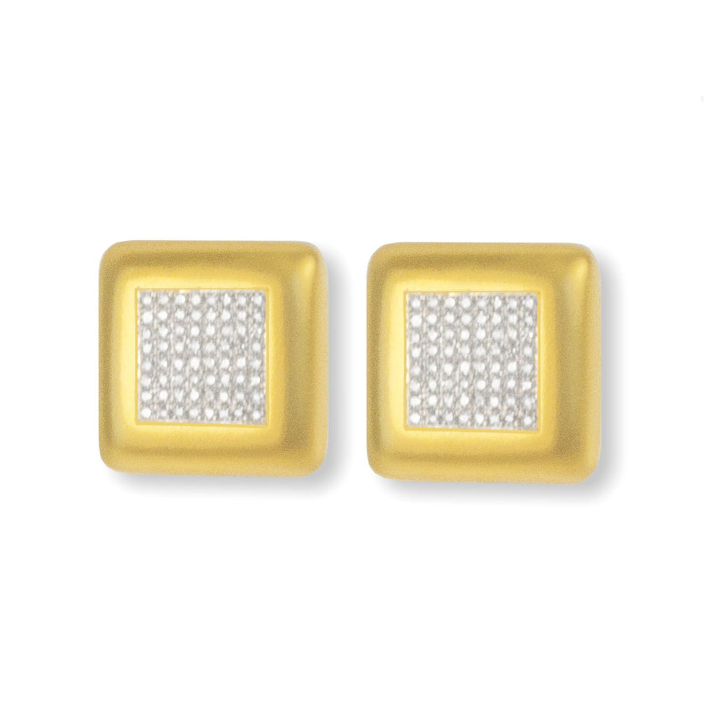 Bliss Square Earring