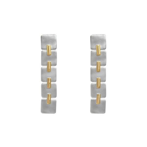 Building Blocks Five Earring