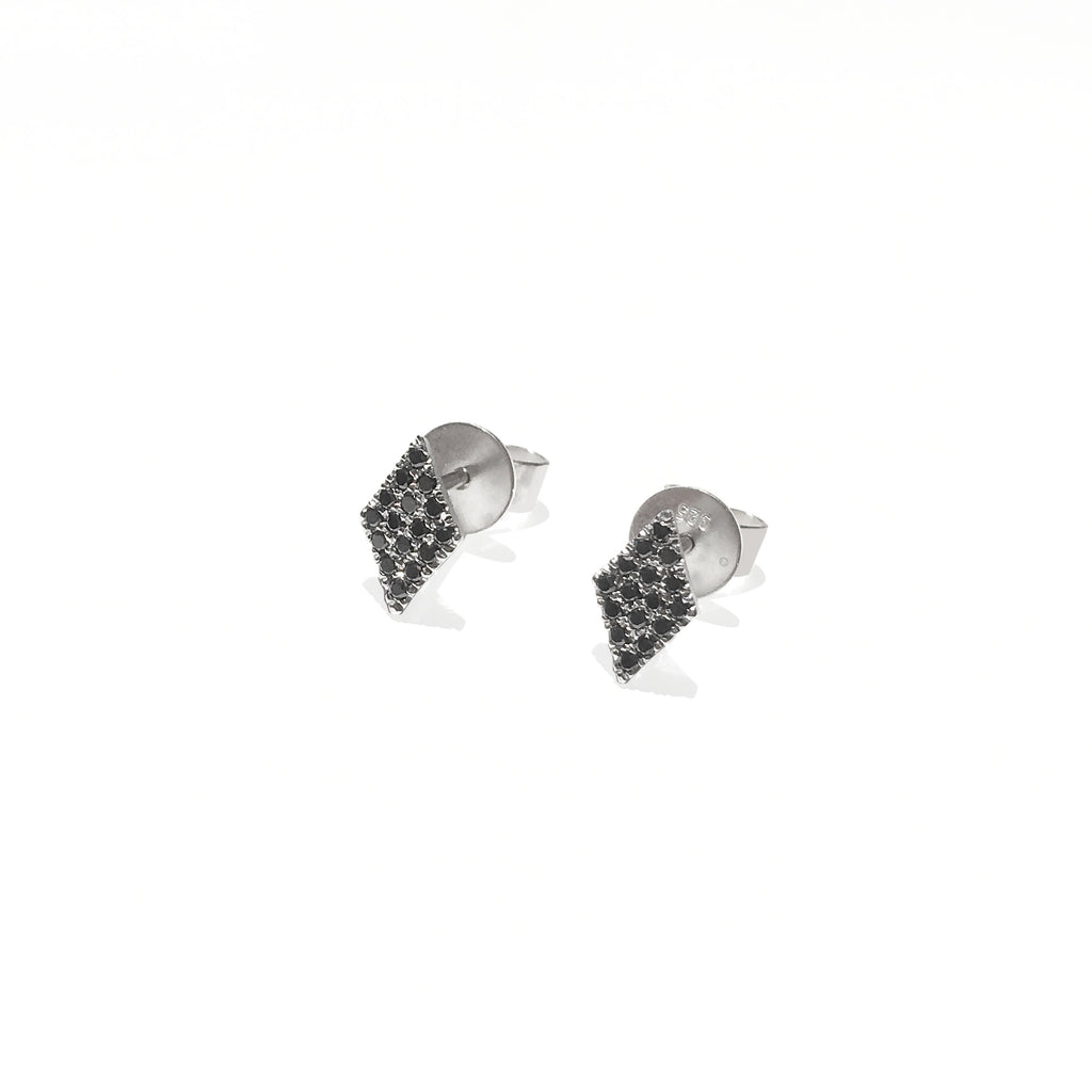Ace Mini Earrings