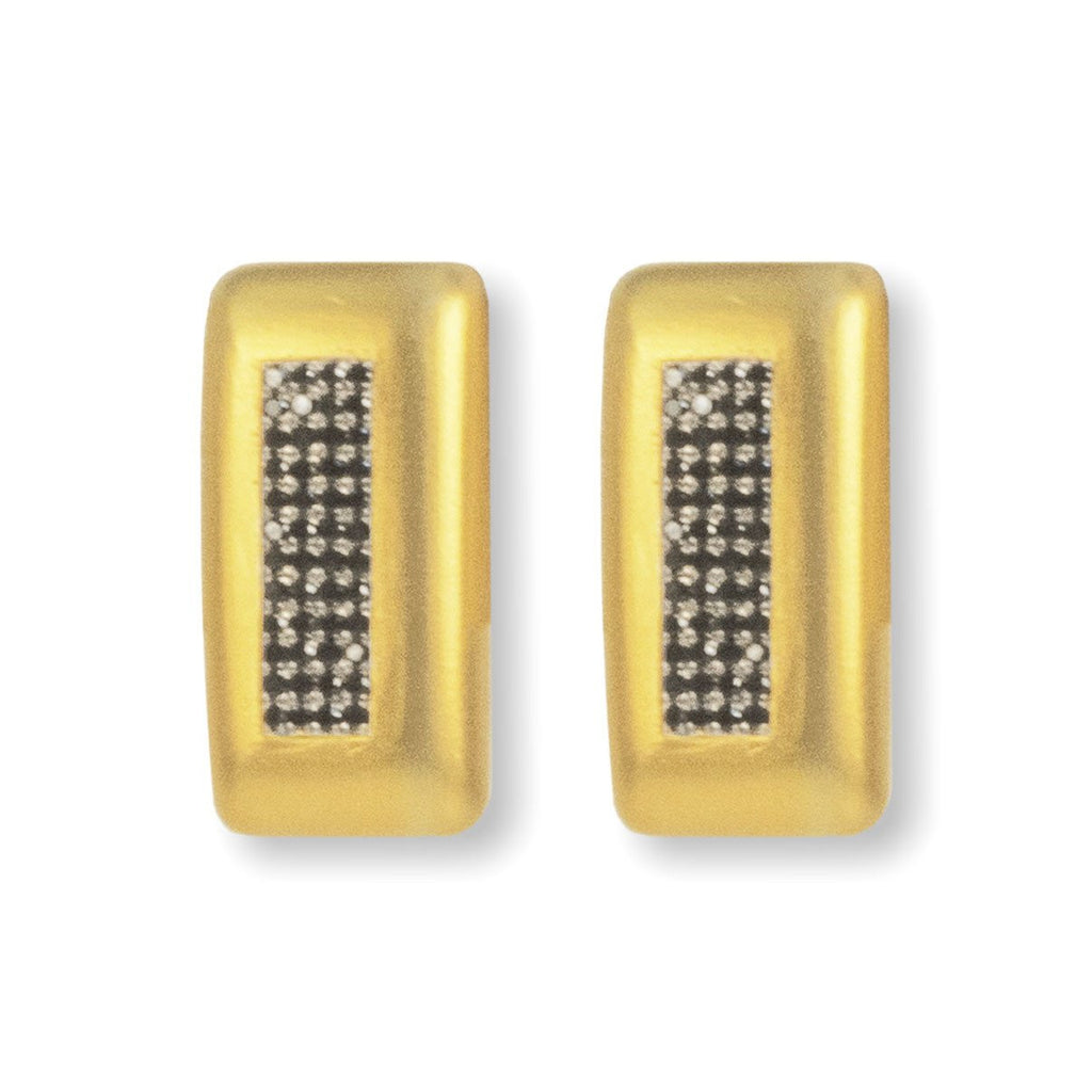 BLISS RECTANGLE EARRING