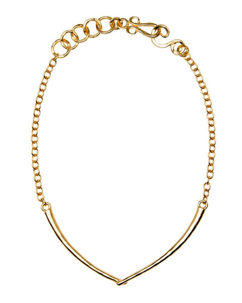 ARCHED NECKLACE