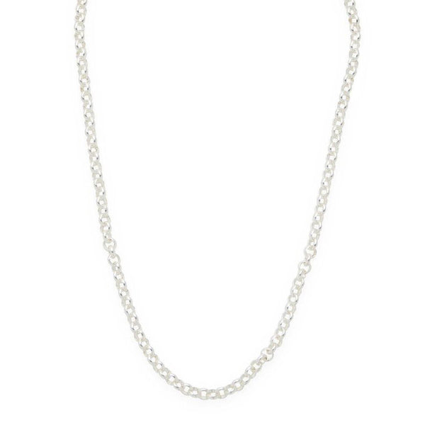 AQUARIAN STERLING SILVER  CHAIN