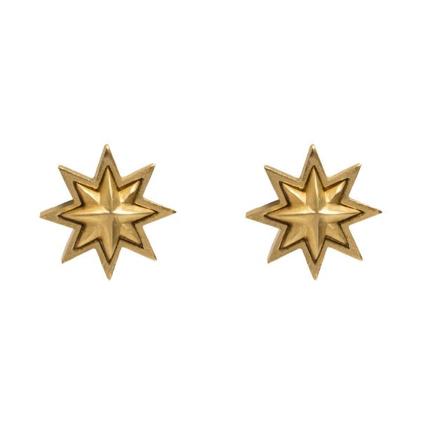 SUNBURST SINGLE EARRING
