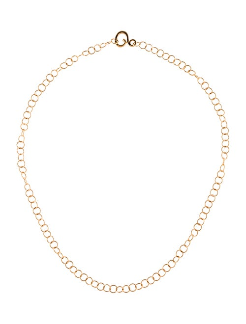Whisper 18K Yellow Gold Necklace - 18in.