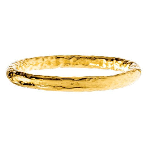 NUGGET ROUND BANGLE