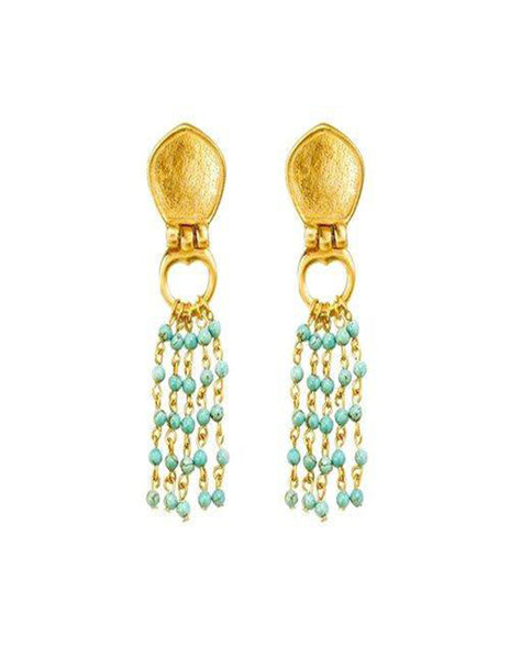 Cleo Beaded Earring