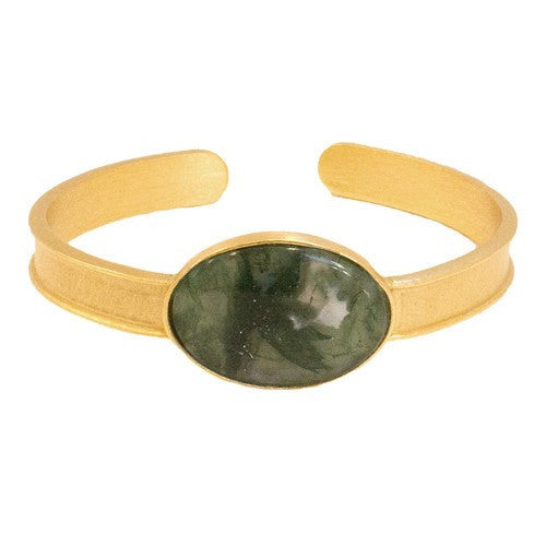 OVAL DETAIL CUFF