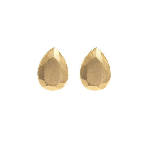 CHISEL DROP EARRINGS