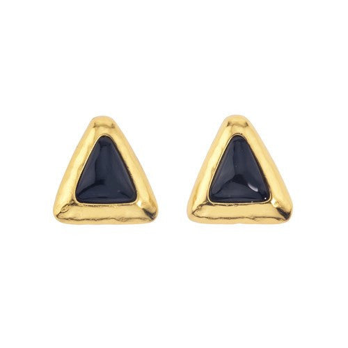 CRUSH TRIANGLE EARRINGS