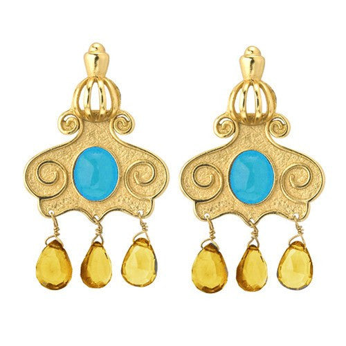 CUPOLA EARRINGS