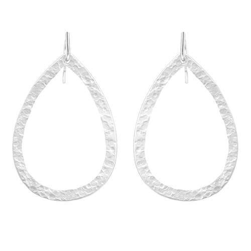 PARIS SINGLE LARGE DROP EARRINGS