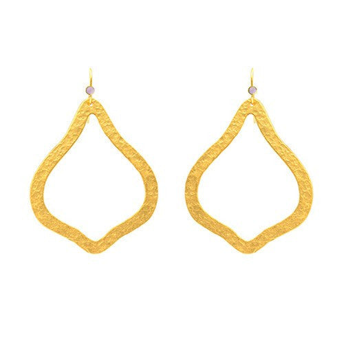 PARIS SINGLE ORNAMENT EARRING