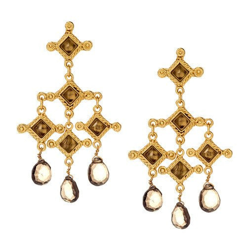 VENETIAN CHANDELIER EARRINGS