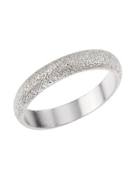 MONTECITO SMALL SILVER RING