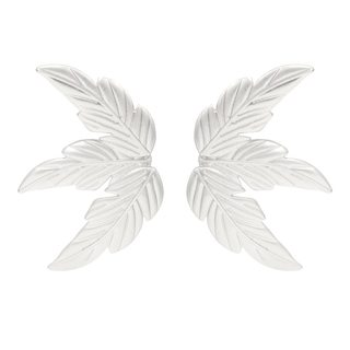 Leaves Silver Earring