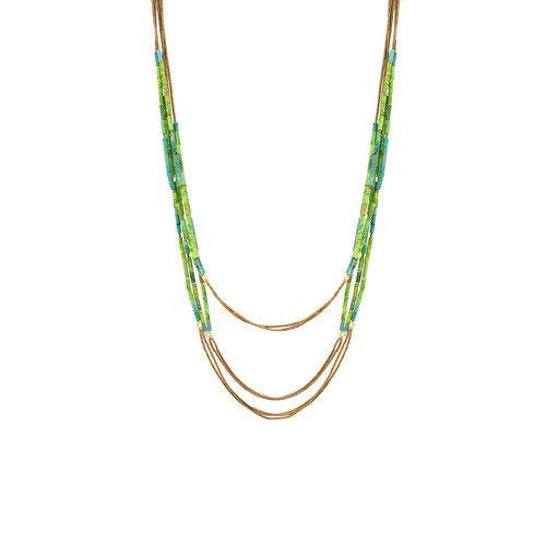 Green House Necklace