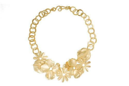 Modern Garland Necklace