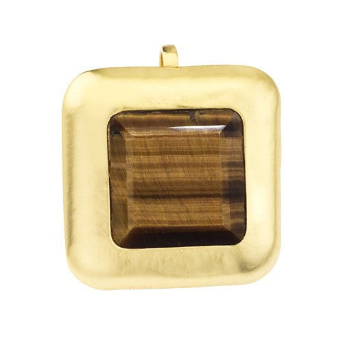 CRUSH SQUARE PENDANT