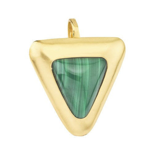 CRUSH TRIANGLE PENDANT