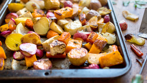Ruby Roasted Vegetables