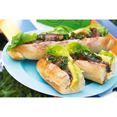 Argentinian Steak Roll
