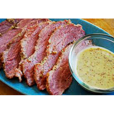 Brisket in Clear Sauce/Mustard