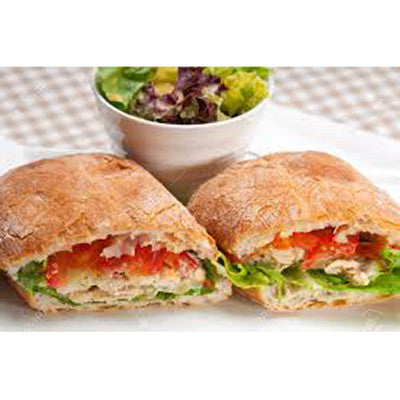 Chicken Ciabatta