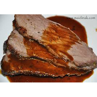 Roast Beef in Gravy