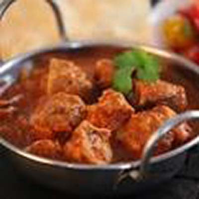 Rogan Josh Indian Curry