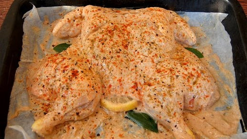 Kosher Marinated Butterflied Chicken - Nussbaum's Kosher Butchery
