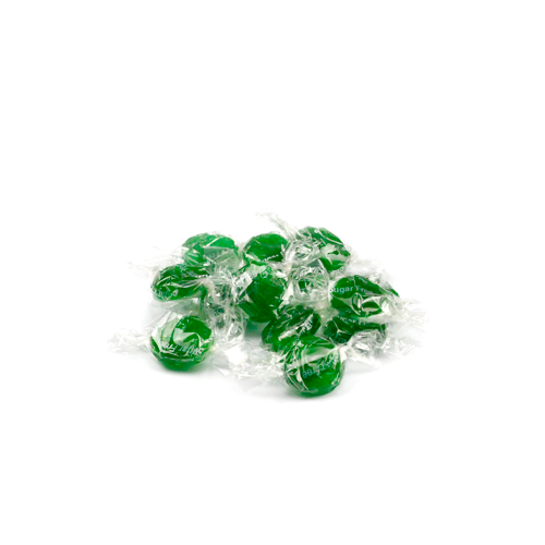 Sugar Free Green Apple Buttons (15lb. Case)